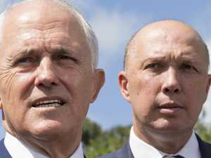 Poll warning from Dutton: 'We're up against it'