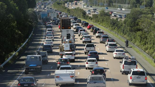Usually the M1 looks like this. Picture Glenn Hampson