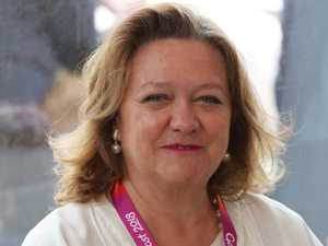 Mining magnate Gina Rinehart shares her tips on business success