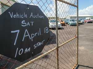 More than 50 abandoned vehicles to go under the hammer