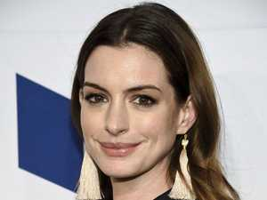 Anne Hathaway: 'I'm gaining weight'