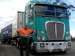 Tassie Truckin': Greg Richards