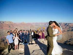 A love big enough for the Grand Canyon