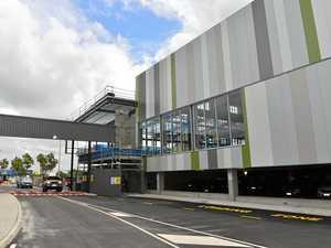 Kawana shopping precinct on track