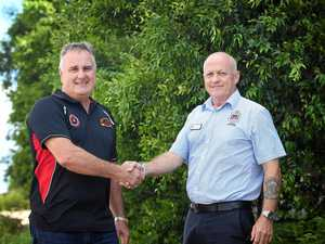 Rift disappears as united Gympie RSL welcomes new era