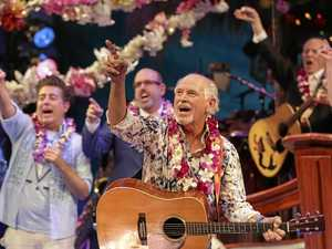 Spirits would always be high in Jimmy Buffett aged care