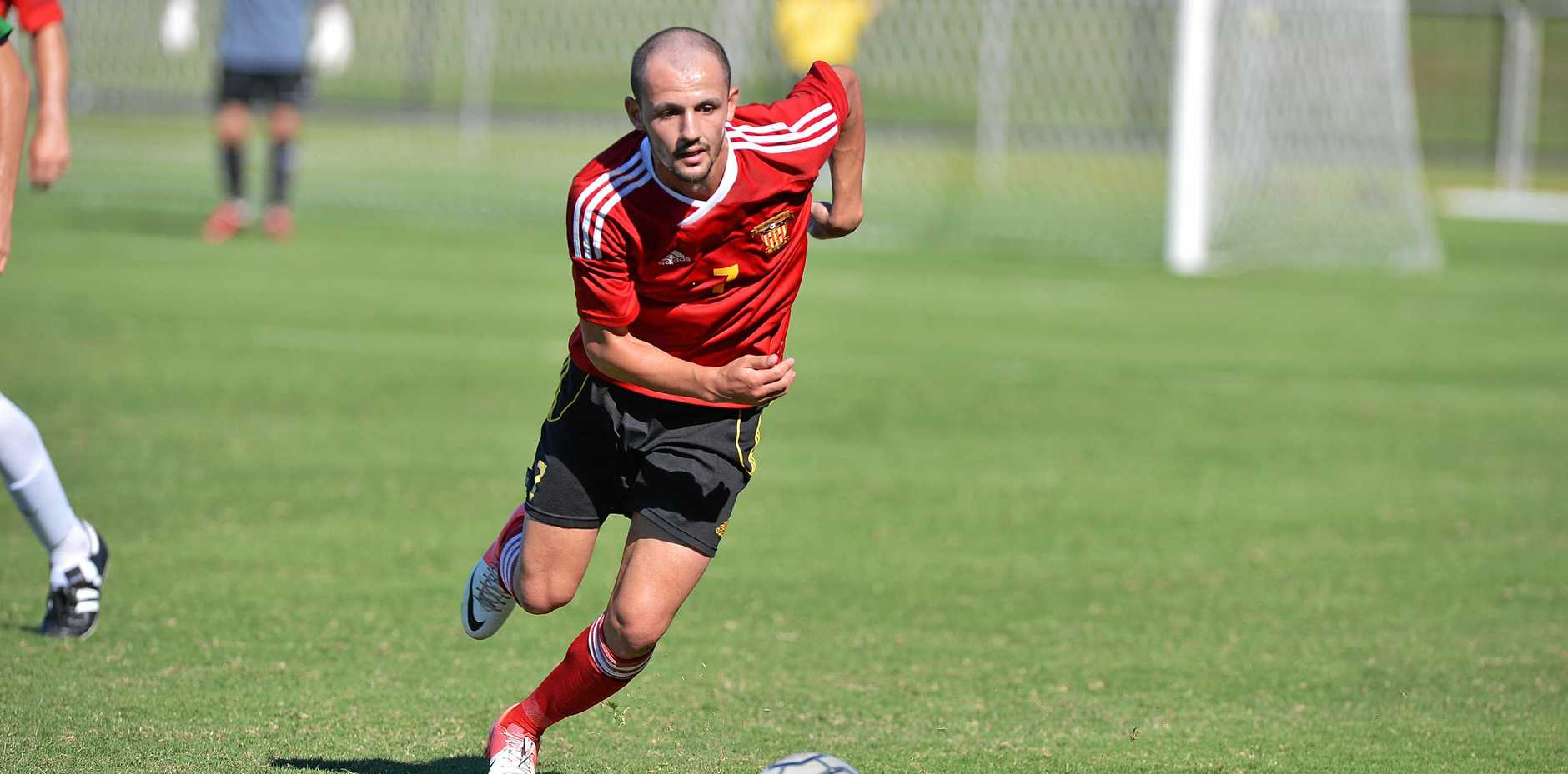 'You really don't know who I am?' Former Sunshine Coast Fire and Redlands United FC player Niko Bechar has been labelled a 'disgusting' coward.