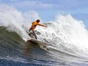 Wilson keen to stay on top in surf