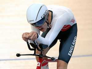 Cycling fans on record watch after individual pursuit mayhem