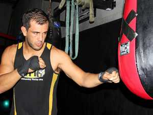 WMA's Anton Zafir targets another title this Saturday