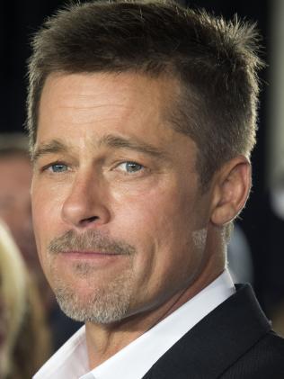 Brad Pitt. Picture: AFP