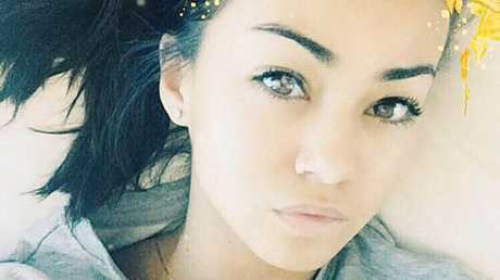 British backpacker Mia Ayliffe-Chung. The 21-year-old was allegedly stabbed to death by a 29-year-old French man who yelled