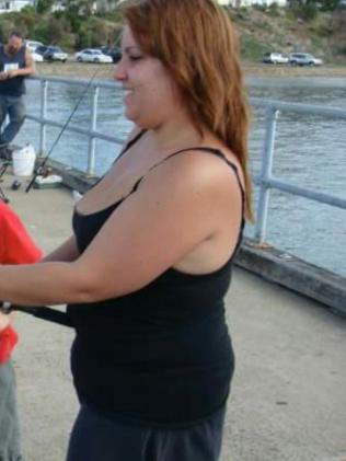 Her weight ballooned to unhealthy levels.