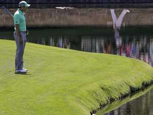 Sergio Garcia suffers Masters meltdown