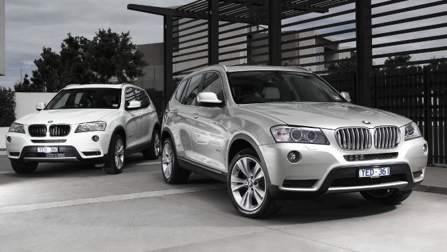 Groundbreaker: BMW's X3.