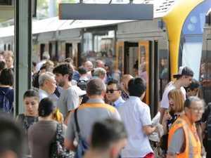 'Absolute farce': Sydney trains slammed