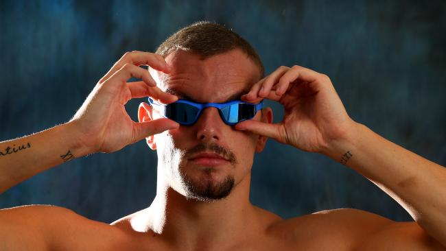Kyle Chalmers will compete in the 200m on the Gold Coast. Pics Adam Head