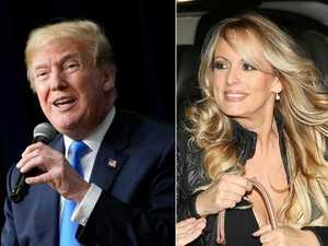 Trump finally breaks silence on porn star