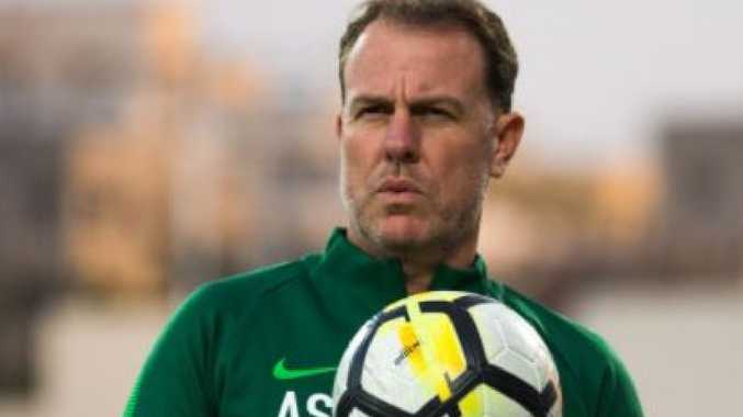 Alen Stajcic was sacked as coach of the Matildas on Saturday.