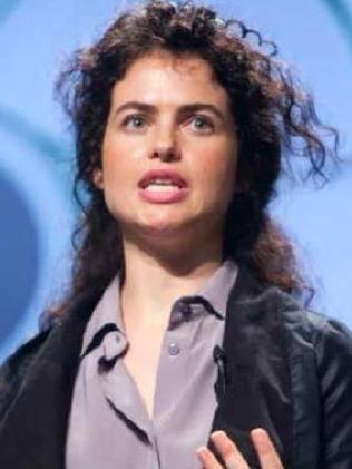 MIT Professor Neri Oxman. Picture: YouTube