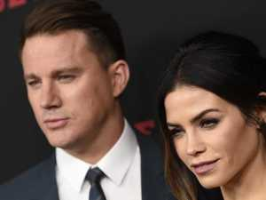 Jenna breaks silence on Channing split