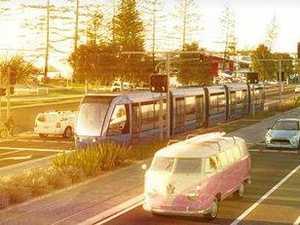 Coast fast rail eclipses years of light rail work