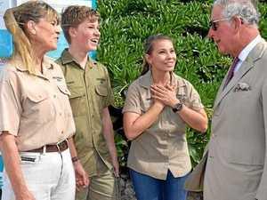Prince Charles meets the Coast's 'royal family'