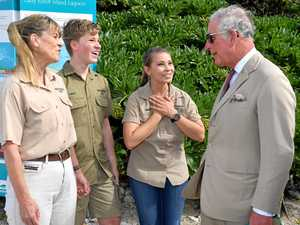 Bindi labels Charles 'a true wildlife warrior'