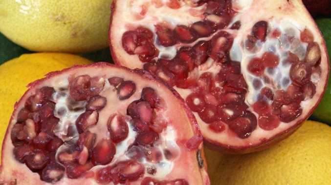 Frozen pomegranate has been linked to a hepatitis A outbreak in NSW