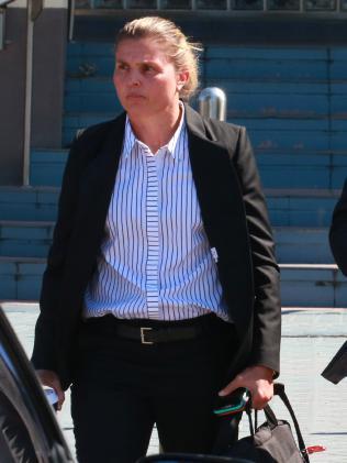 NRL Integrity Unit boss Karyn Murphy.