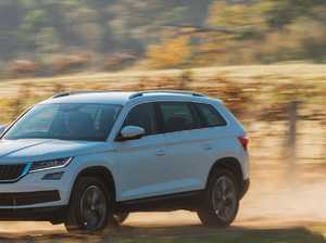 QUICK TEST: Skoda Kodiaq is a seven-seat beast