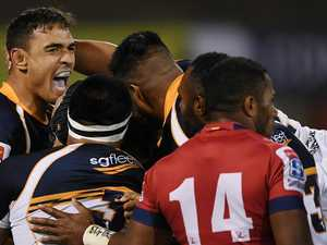 Brumbies bounce back to bury Reds