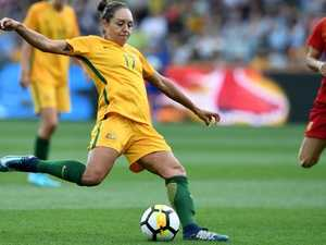 Simon says: Matildas a serious Asian Cup threat