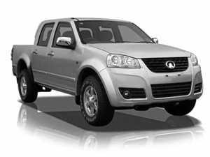 Unlocked, keys in ignition, Great Wall vehicle stolen