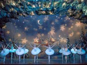 The ultimate show for ballet lovers in Rocky this month