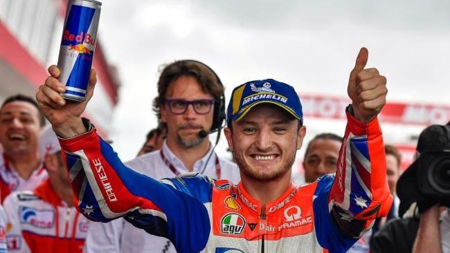 Jack Miller took pole position for the MotoGP Grand Prix of Argentina. Pic: MotoGP.com