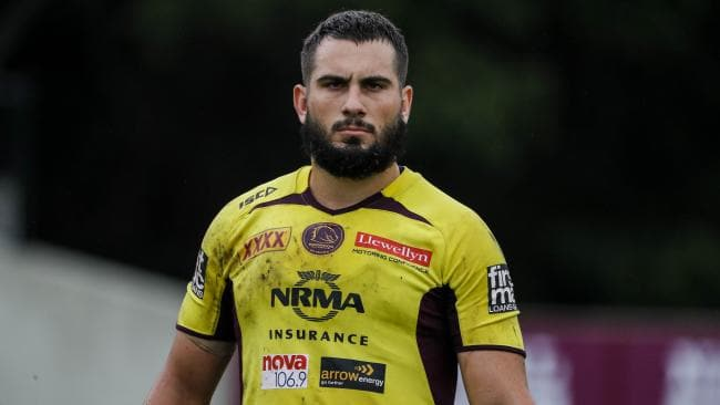 Jack Bird has barely been sighted since joining the club from the Sharks.