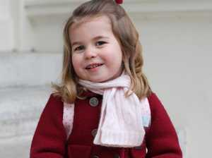 Princess Charlotte to make royal history