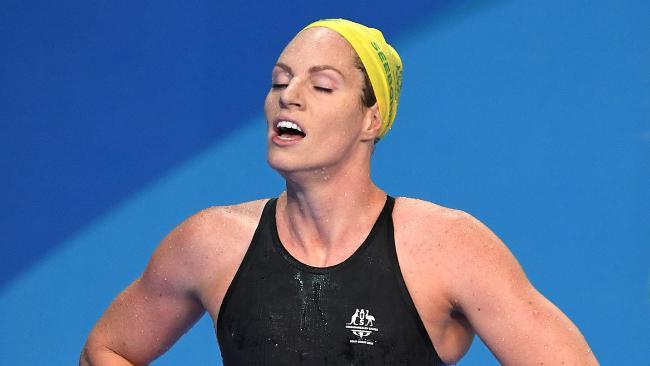 Emily Seebohm isn't happy with the Australian media.