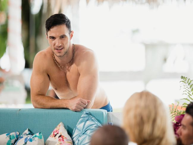 Daniel arrives on Bachelor In Paradise