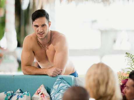Daniel arrives on Bachelor In Paradise