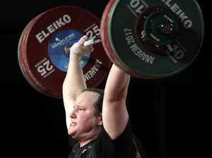 Transgender athlete's 'disaster'