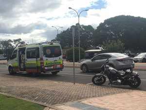 Man seriously injured in Bundaberg CBD crash