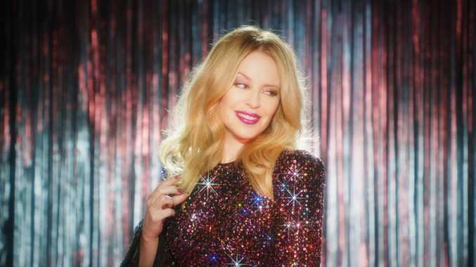 Kylie Minogue has released Golden, her first country pop album.