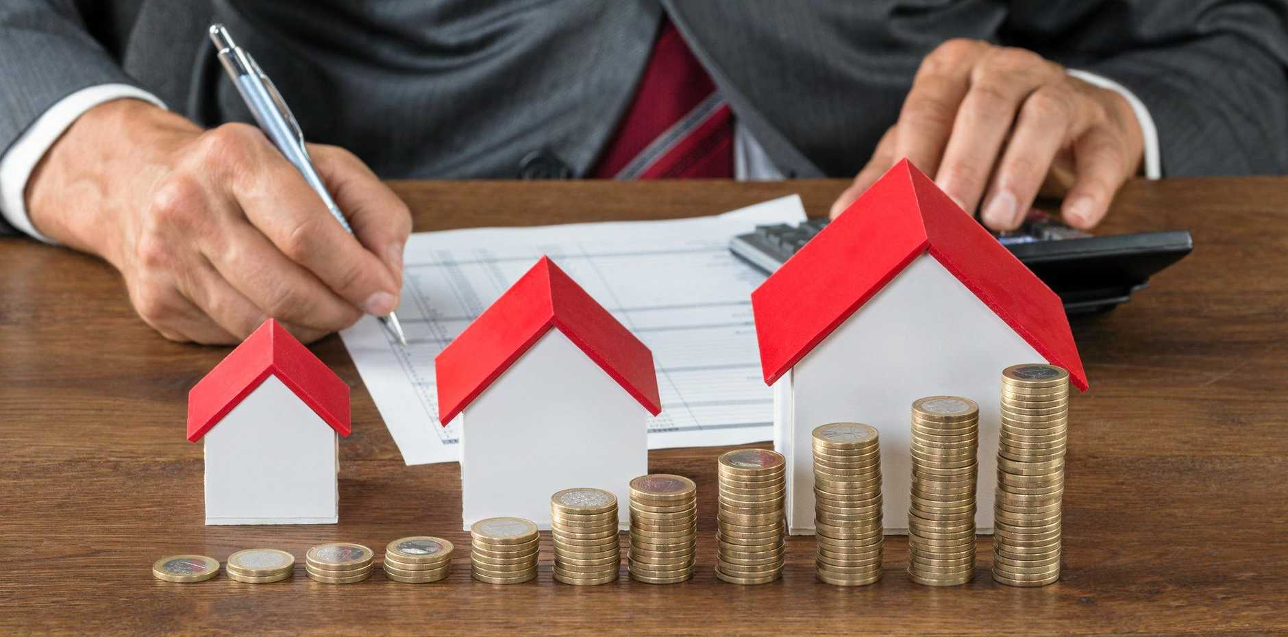 A CLOSE EYE: The ATO will be looking closely at rental properties this tax season.