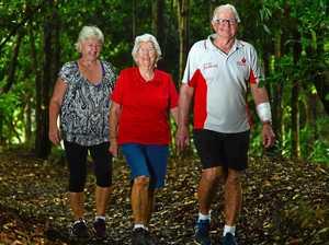 Walking towards healthier futures