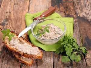 This tasty seafood pâté is so simple to make.