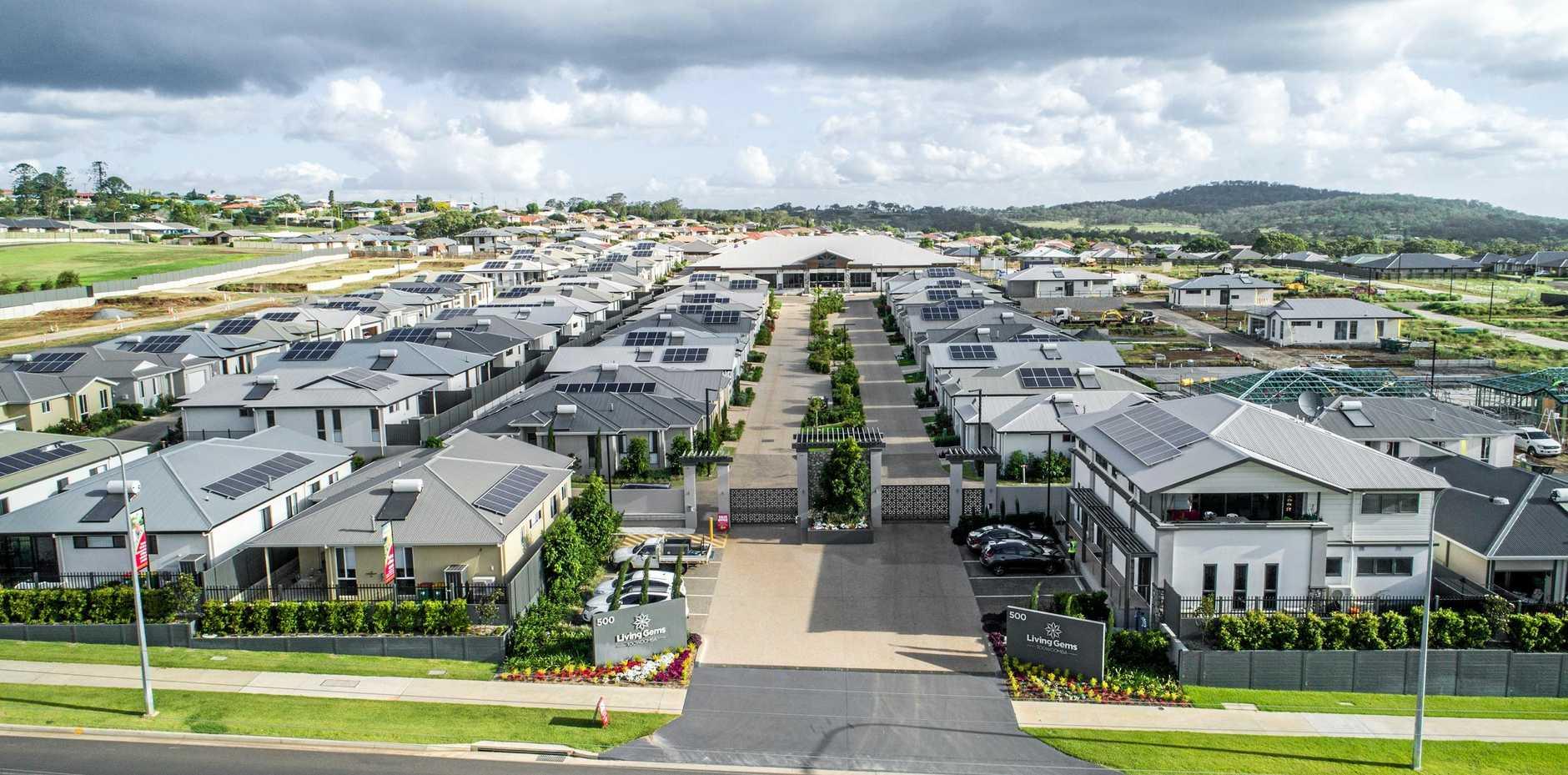Living Gems Toowoomba resort.