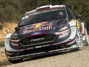 Corsica win boosts Ogier's WRC lead