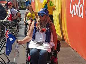 Comm Games shock: 'Calculated' theft from Coast Paralympian